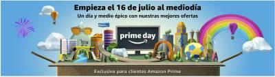 Prime Day - Webs Coruña   Webs Coruña