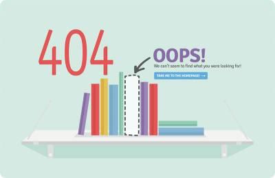 Cómo gestionar los errores 404 con eficacia