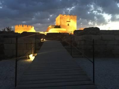 #QuedadaOculta en Alcazaba de Almería #NochesdeAlcazaba – La Cantimplora Aventurera