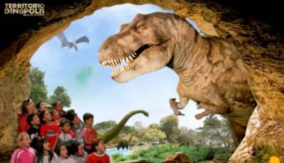 Dinópolis: el parque temático de los dinosaurios en Teruel - El truco de mamá