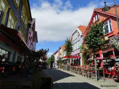 Qué Ver En Stavanger (Noruega) - Parajes X Visitar