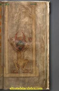 """""""La Biblia del Diablo"""" (Códex Gigas) en Jerez de la Frontera"""