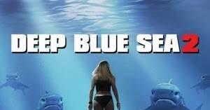 'deep Blue Sea 2': Microcrítica