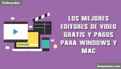 ▷  Los 15 Mejores Editores de Video profesionales Premium y Gratis
