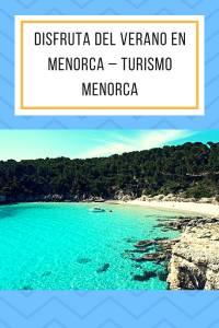 Disfruta del verano en Menorca – Turismo Menorca - munduky