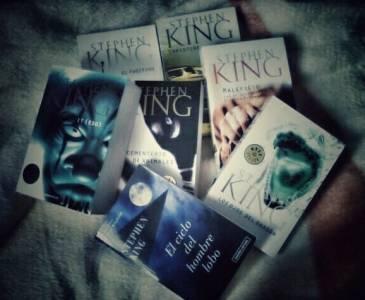 Reto de Stephen King – Perdida en mis mundos