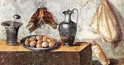 Gladiatrix ,antigua roma: Alimentación de las clases pobres de Roma.
