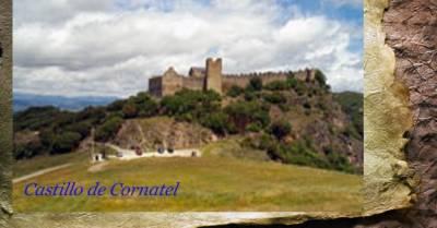 . : Castillos de León: Castillo de Cornatel