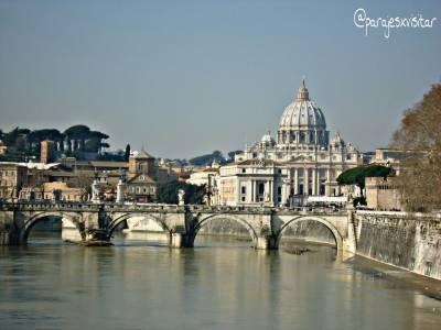 Secretos De Roma - Parajes X Visitar