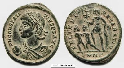 Numismática romana – Conoce la Historia
