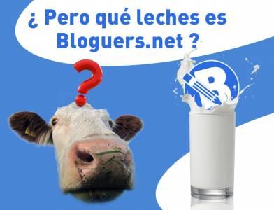 Qué leches es Bloguers net