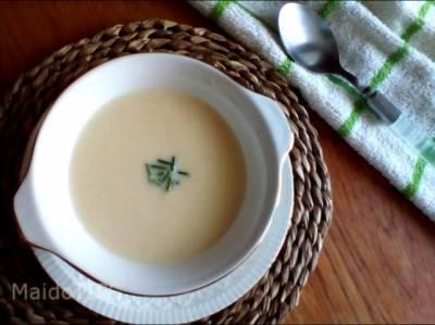Crema Vichyssoise – Maidotips