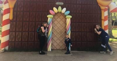 Los 3 padawan y Mama : Súper parques: Francesc Maciá ( Malgrat de Mar)