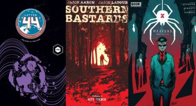 Reseñas Express: Southern Bastards vol. 4, Letter 44 vol. 6 y Weavers | starsmydestination
