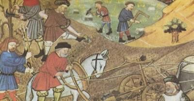 Cuaderno de Historia, J. Ossorio: Los campesinos: avances en tecnología agrícola, 800-1000