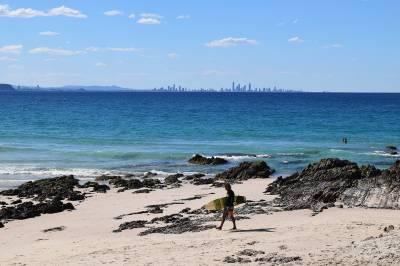 Donde Surfear en Australia: 9 de las mejores olas de Australia