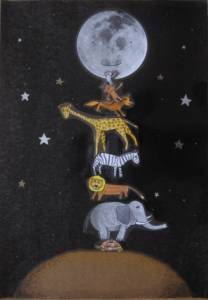 ¿A qué sabe la luna? Cuento para Primeros Lectores - El truco de mamá
