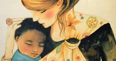 Dulce infancia: Crianza Respetuosa y respeto para quien la practica