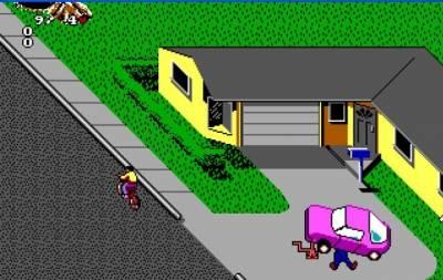 Maníaco del Maniac: Paper Boy 2: Aventuras en el barrio