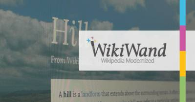 WikiWand, Moderniza la Wikipedia desde Google Chrome.