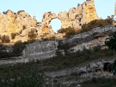 Valles En El Filo Del Mundo. Naturaleza Que Palpita. -