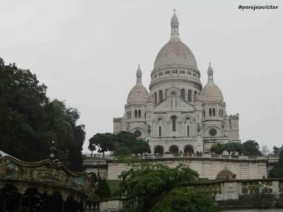 Qué ver en MONTMARTRE (PARÍS) - Parajes x visitar