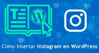 ᐅ️ 22 Formas diferentes de Insertar Instagram en WordPress【2018】