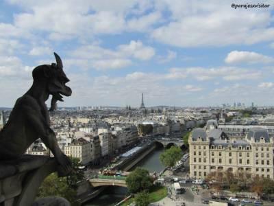 Qué ver en PARÍS EN 4 DÍAS - Parajes x Visitar