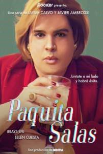 Va de series: Paquita Salas – Los calcetines no tienen glamour