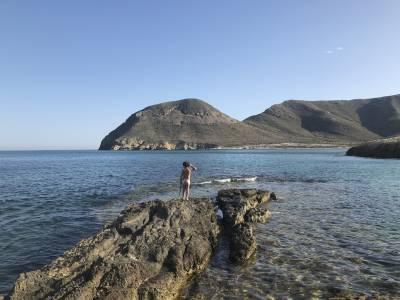 #MiércolesMudo – A 30 minutos de casa #Almeria #CostadeAlmeria