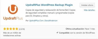 Cómo realizar copias de seguridad de tu Wordpress. - Tomatrending