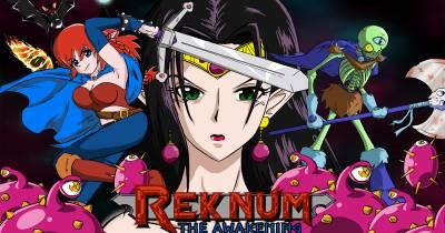 Retro-o-Rama: NAPE Games retrocede en el tiempo para traernos Reknum The Awakening