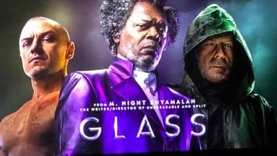 'glass', Lo Nuevo De Shyamalan, Estrena Tráiler - Cinemelodic