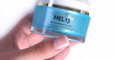 Just Beauty Lovers: Advanced Melatonin Cream De Mel13