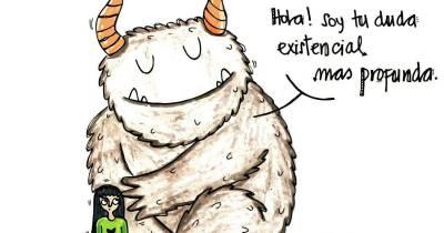 Dulce infancia: Donde viven mis monstruos