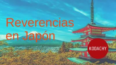 Tipos de inclinaciones en Japón, saludos verbales y términos – Kodachy