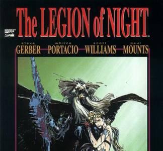 Un tebeo para Halloween: La Legión de la Noche