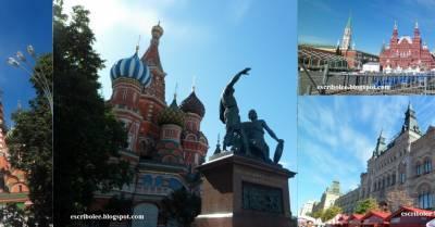 Viaje a Rusia: día 5, Moscú esencial