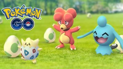 Pokemon GO: Magby, Wynaut, Pichu y Togepi ahora en huevos de 7 kilómetros / Sevents Magazine
