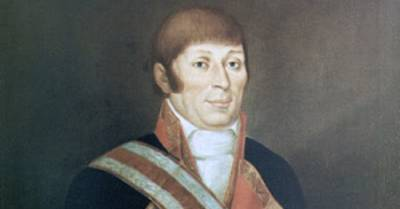 . : Marinos Ilustres: Francisco Antonio Mourelle de la Rua