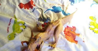 Los mejores juguetes de dinosaurios.