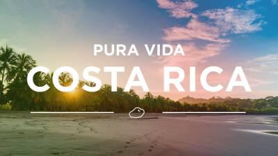La ruta 'pura vida' en Costa Rica