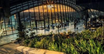 Viaje a Londres: Sky Garden