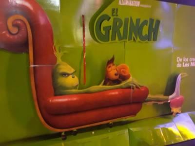 El Grinch – Cine en Navidad con niños – Opinión y curiosidades