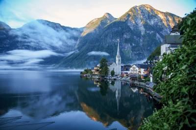 Hallstatt, el pueblo más bonito a la orilla de un lago