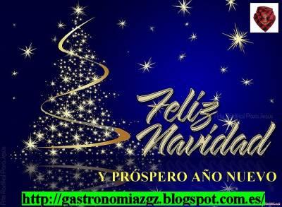 Feliz Navidad Y Próspero Año Nuevo 2019.
