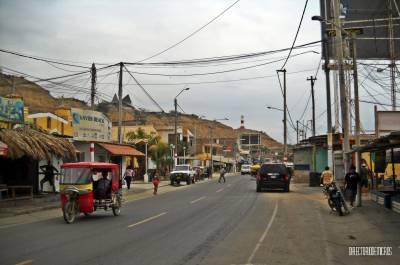 De Quito a Buenos Aires: Camino a Lima