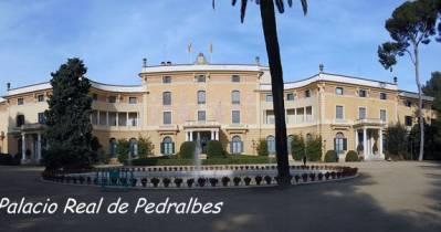 . : Palacio Real de Pedralbes