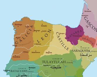 García, rey de Galicia