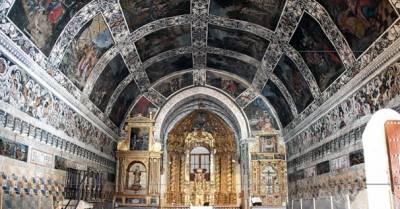 . : Ermita de la Virgen de Ara en Badajoz